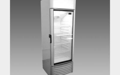Oliver Commercial 9 Cubic Foot Glass Door Refrigerator Cooler Merchandiser XLS250EFC$699 to Buy