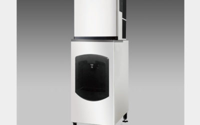 Oliver Commercial 352Lb Ice Machine Maker IM355FA W/ Hotel Ice Dispenser$3,698 to Buy