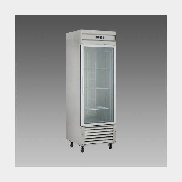 Oliver Commercial 23 Cubic Foot Glass Door Refrigerator Cooler Merchandiser DG23R$1,299 to Buy