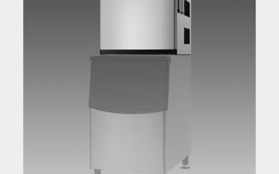 Oliver Commercial 352LB Ice Machine IM355FA Ice Making Head Unit Only$1,699 to Buy