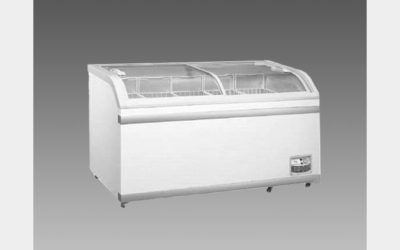 Oliver 79″ Commercial Novelty Glass Curve Top Ice Cream Freezer Chest XS-700Y$999 to Buy