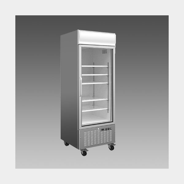 Oliver Commercial 23 Cubic Foot Glass Door Refrigerator Cooler Merchandiser DG23R$1,099 to Buy