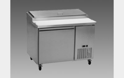 Oliver 48″ Commercial Pizza Prep Refrigerator Cooler Table MPP44$1,199 to Buy