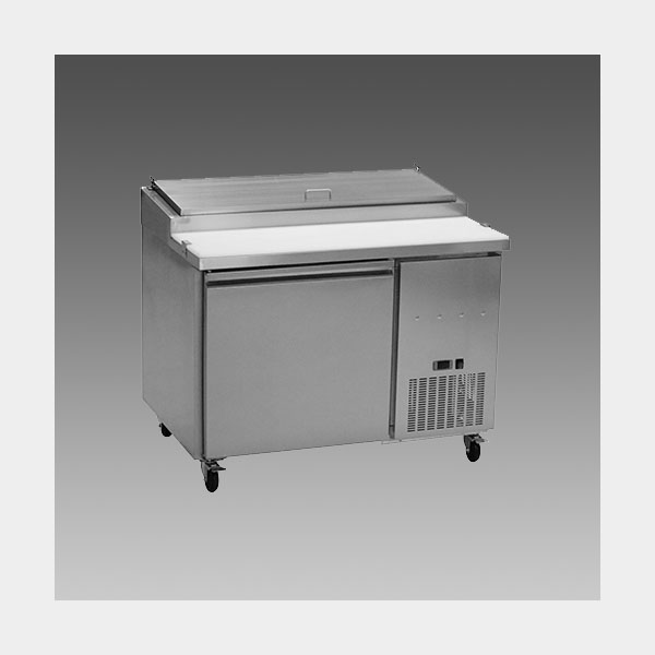 Oliver 48″ Commercial Pizza Prep Refrigerator Cooler Table MPP44$1,399 to Buy