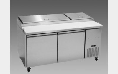 Oliver 71″ Commercial  Pizza Prep Refrigerator Cooler Table MPP67$1,599 to Buy