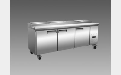Oliver 93″ Commercial Pizza Prep Refrigerator Cooler Table MPP93$2,199 to Buy