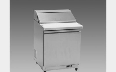 Oliver Commercial  28″  Salad & Sandwich Refrigerator Prep Table Cooler MSSU29$799 to Buy