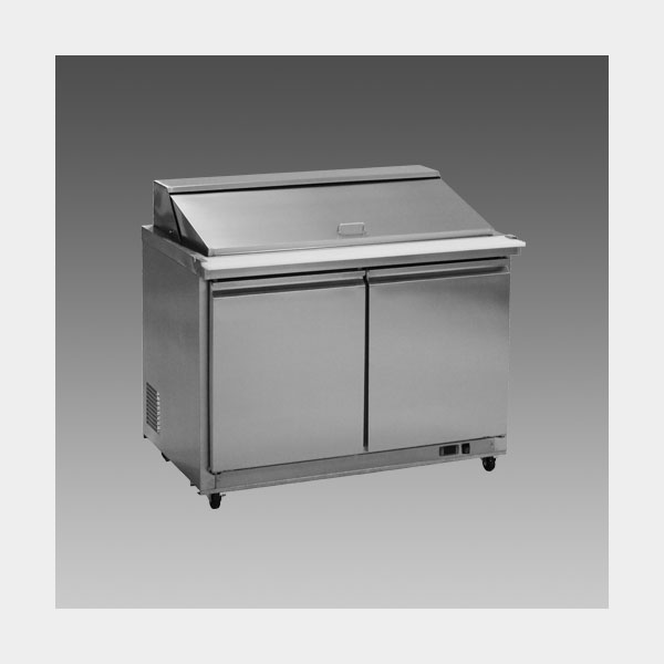 Oliver Commercial 48″  Salad & Sandwich Refrigerator Prep Table Cooler MSSU48$1,099 to Buy