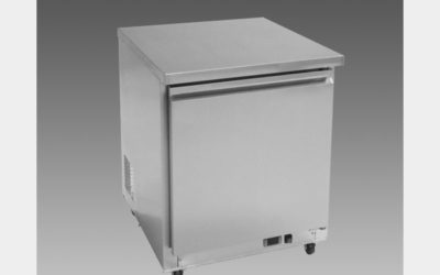 Oliver 28″ Commercial Undercounter Reach In Refrigerator Cooler MUC27R$799 to Buy