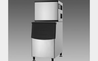 Oliver Commercial 352LB Ice Machine Maker IM355FA W/ Ice Bin$2,299 to Buy