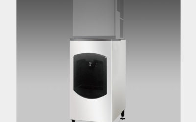 Oliver 120Lb Commercial Ice Machine Hotel Dispenser HD130$1,999 to Buy