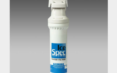 Advanced Commercial Ice Machine Filtration Kit Shroud & Cartridge Up To 500Lbs $129 to Buy
