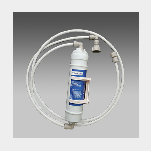 Basic 300Lb Commercial Undercounter Ice Machine Maker Water Filter $49 to Buy